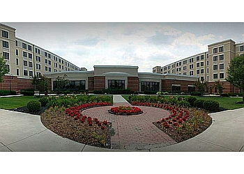 Wonderful Columbus Assisted Living Facility Brookdale Trillium Crossing