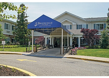 Newark assisted living facility Brookdale West Orange