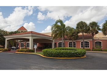 Fort Lauderdale assisted living facility Brookdale Willow Wood
