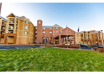 Kansas City assisted living facility Brookdale Wornall Place