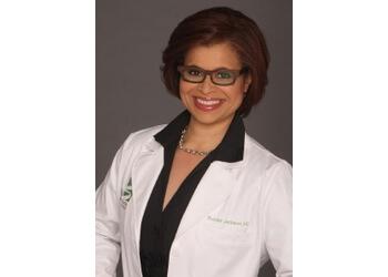 Durham dermatologist Brooke Jackson, MD