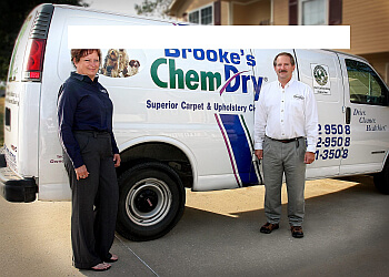 Kansas City carpet cleaner Brooke's Chem Dry
