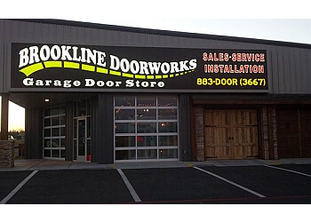 Springfield garage door repair Brookline Doorworks