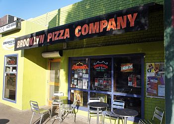 Tucson pizza place Brooklyn Pizza Company