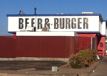 Tucson sports bar Brooklyn's Beer & Burgers