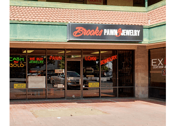 Modesto pawn shop Brooks Pawn and Jewelry Inc.