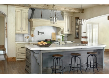 St Louis custom cabinet Brooksberry Kitchens and Baths