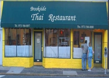 Newark thai restaurant Brookside Thai Restaurant