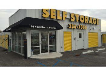 Indianapolis storage unit Brookville Road Self Storage
