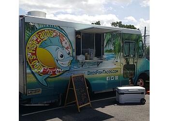 Virginia Beach food truck Bro's Fish Tacos