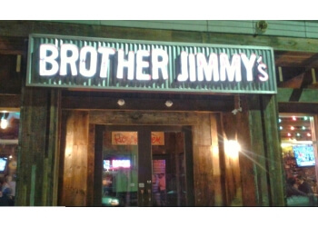New Haven barbecue restaurant Brother Jimmy's BBQ
