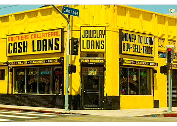 Los Angeles pawn shop Brothers Collateral Loans
