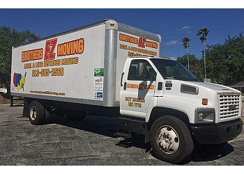 Tampa moving company Brothers EZ Moving