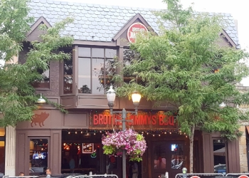 Stamford barbecue restaurant Brothers Jimmy's
