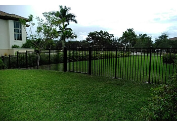 Fort Lauderdale fencing contractor Broward County Fence