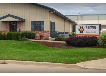 Peoria veterinary clinic Brown Animal Hospital