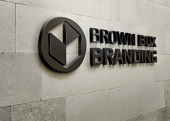 Detroit web designer Brown Box Branding