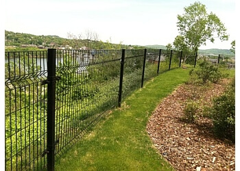 Chattanooga fencing contractor Brown Fence Company