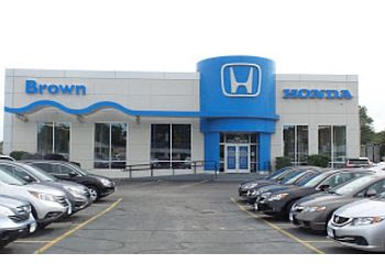 Toledo car dealership BROWN HONDA