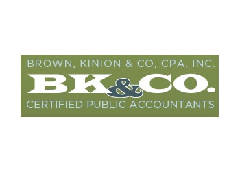 Broken Arrow accounting firm Brown, Kinion & Co. CPA, Inc.