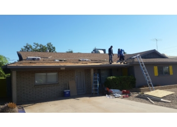 Brown Roofing