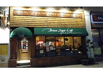 Boston thai restaurant Brown Sugar Cafe