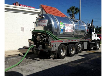 Orlando septic tank service Brownie's Septic And Plumbing, LLC