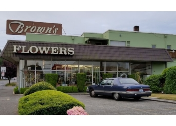 Tacoma florist Brown's Flowers Inc