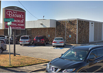 Irving funeral home Brown's Memorial Funeral Home