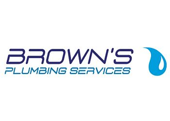 Wichita plumber Brown's Plumbing Services, Inc.