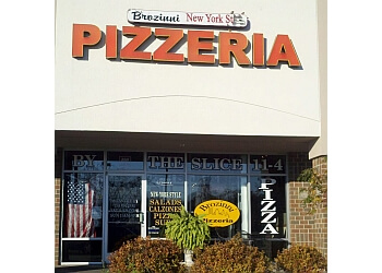 Indianapolis pizza place Brozinni Pizzeria