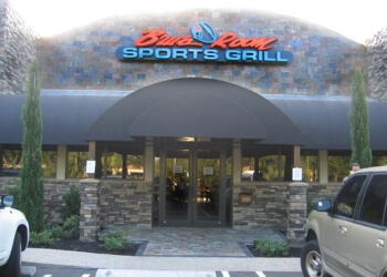 Coral Springs sports bar Bru'S Room Sports Grill