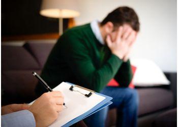 Oakland psychiatrist Bruce C. Johnston, MD