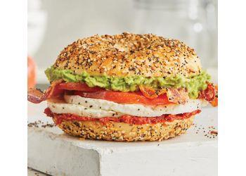 Akron bagel shop Bruegger's Bagels