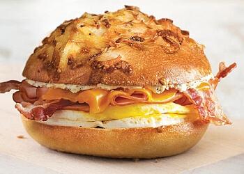 Ann Arbor bagel shop Bruegger's Bagels