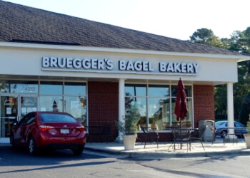 Cary bagel shop Bruegger's Bagels