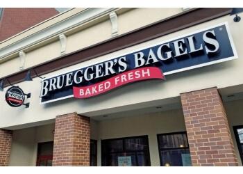 Columbus bagel shop Bruegger's Bagels
