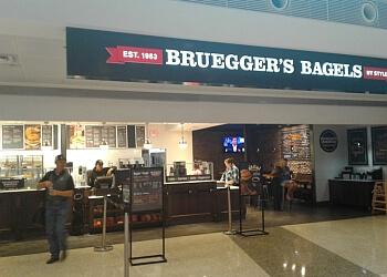 Dallas bagel shop Bruegger's Bagels