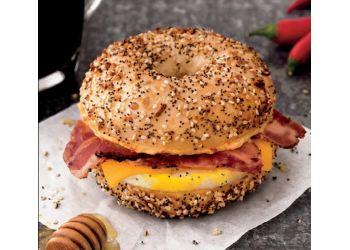 Fullerton bagel shop Bruegger's Bagels