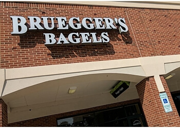 Greensboro bagel shop Bruegger's Bagels