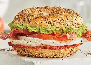 Irvine bagel shop Bruegger's Bagels