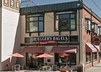 Louisville bagel shop Bruegger's Bagels