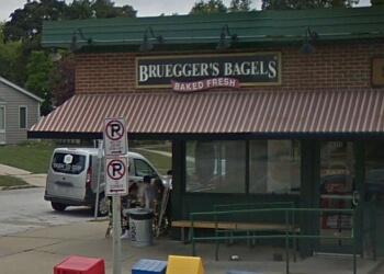 Milwaukee bagel shop Bruegger's Bagels