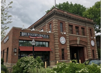 Minneapolis bagel shop Bruegger's Bagels