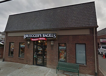 Pittsburgh bagel shop Bruegger's Bagels