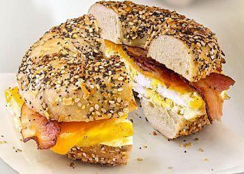 Tampa bagel shop Bruegger's Bagels