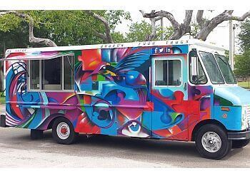 Fort Lauderdale food truck Bruno's Catering Foodtruck llc