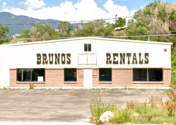Colorado Springs event rental company Bruno's Party Time