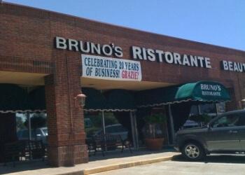 Irving italian restaurant Bruno's Ristorante