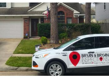 Houston home inspection Bryan & Bryan Inspections